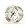 Alumīnija diski Japan Racing JR10 16x9 ET10 4x100/114 Machined Silver