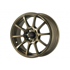 Alumīnija diski Japan Racing JR2 15x6,5 ET38 4x100/114 Bronze
