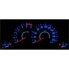 Opel Corsa C; Tigra Twin Top; Meriva plazmas spidometri 0-200km/h, 6000 RPM, dīzelis, balti