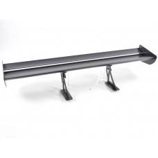 Alumīnija antispārns 1320mm, melns