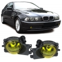 BMW E39 miglas lukturi, dzelteni