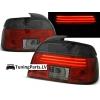 BMW E39 (95-00) aizmugurējie LED lukturi, tonēti