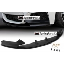 BMW F22/F23 (13-...) M-PERFORMANCE priekšējā bampera spoileri