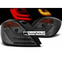 Opel Astra H GTC (04-09) LED tail lights, clear & smoke