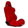 """Krēsls """"Drago"""", sarkans, regulējams + sliedes"""