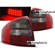 Audi A6 C5 (97-04) aizmugurējie LED lukturi, tonēti