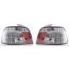 BMW E39 aizmugurējie LED lukturi, hromēti