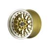Alumīnija diski Drag DR44 15x8,25 ET25 4x100/114,3 Gold