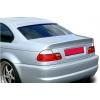 BMW E46 Coupe spoileris uz aizmugurējā stikla