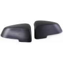BMW GT F07 / F10 / F11 / F18 / F01 / F02 spoguļu uzlikas, karbona