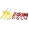 Audi A3/ Seat Leon / Toledo/ VW Golf IV / Bora TA Technix amortizatori + atsperes, sēdinājums 40/40mm