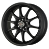 Drag DR9 17x7 ET40 4x100/114,3 Matt black