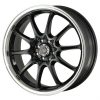 Drag DR9 18x7 ET40 4x100/114,3 Gloss Black