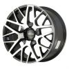 Tenzo-R Concept-10 19x9,5 ET20 5x114,3 Machined