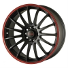 Tenzo-R Cuzco v1 18x8 ET45 5x112/114 Black/Red