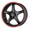 Tenzo-R Tracer v1 18x8,5 ET32 5x114,3 Black/Red