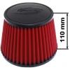 Simota gaisa filtrs 114mm ieeja, sarkans