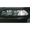 BMW E46 sedana/touringa (98-01) priekšējo lukturu uzlikas