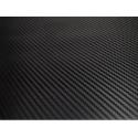 Karbona 3D pašlīmējošā plēve melna, 0.5x2m