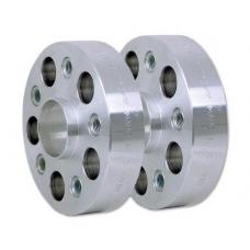 Disku starplikas - flanči 30mmx2gab + skrūves
