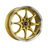 Drag DR9 17x7 ET40 4x100/114,3 Gold