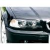 BMW E46 kupejas/kabrio (99-03) priekšējo lukturu uzlikas