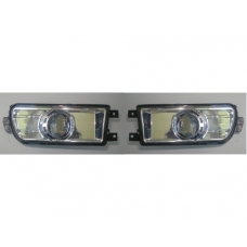 Audi 100 C4 (91-94) miglas lukturi, lēca