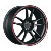 Tenzo-R DC-5 v1 18x8 ET37 5x110/114 Black/Red