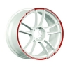 Tenzo-R DC-5 v1 18x8 ET37 5x100/114 White/Red