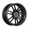 Tenzo-R Project-7 v2 18x8 ET25 5x100/114 Black