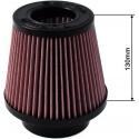 TURBOWORKS gaisa filtrs 89mm ieeja, violets