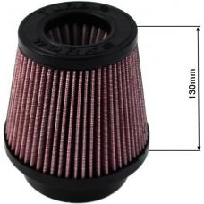 TURBOWORKS gaisa filtrs 101mm ieeja, violets