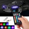 T10 LED spuldzes RGB + pults