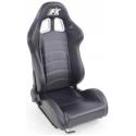 "Krēsls ""Seattle"", melns, regulējams + sliedes"