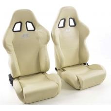 """Krēsls """"Sacramento"""", smilškrāsas, regulējams + sliedes, labais + kreisais"""