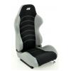 """Krēsls """"Vancouver"""", pelēks/melns, regulējams + sliedes, labais + kreisais"""