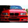BMW E36 priekšējā M3 bampera moldingi KREISAIS MAZAIS