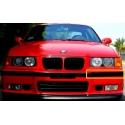 BMW E36 priekšējā M3 bampera moldingi LABAIS