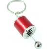 Atslēgu piekariņš, ātrumārslēgs / sarkans
