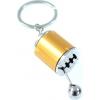 Atslēgu piekariņš, ātrumārslēgs / zelts