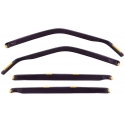 MITSUBISHI L 200 (06-...) logu deflektori, 4 gab