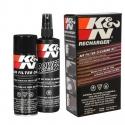 K&N Gaisa filtra tīrītājs + eļļa