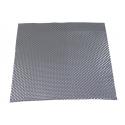 Karstuma izturīgs paklājs 30x30x0.5cm, alumīnija