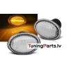 FIAT 500 (07-...)/ FORD KA (08-...)/ LANCIA YPSILON (04-...) LED sānu pagriezienu rādītāji