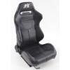 "Krēsls ""R-LOOK II"", melns"