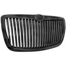 """Chrysler 300C priekšējā reste """"Rolls Royce style"""", melna"""