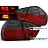 BMW E90 (05-08) aizmugurējie LED lukturi, tonēti