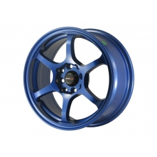 Alumīnija diski Japan Racing JR1 15x6,5 ET38 4x100/114 Blue