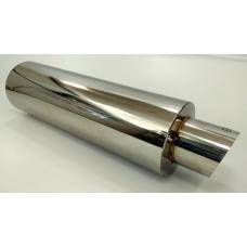 Izpūtējs - ieeja 57mm, izeja - 89mm, slīps gals