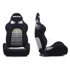 """Krēsls """"CUGA BRIDE"""", melns / peleks"""